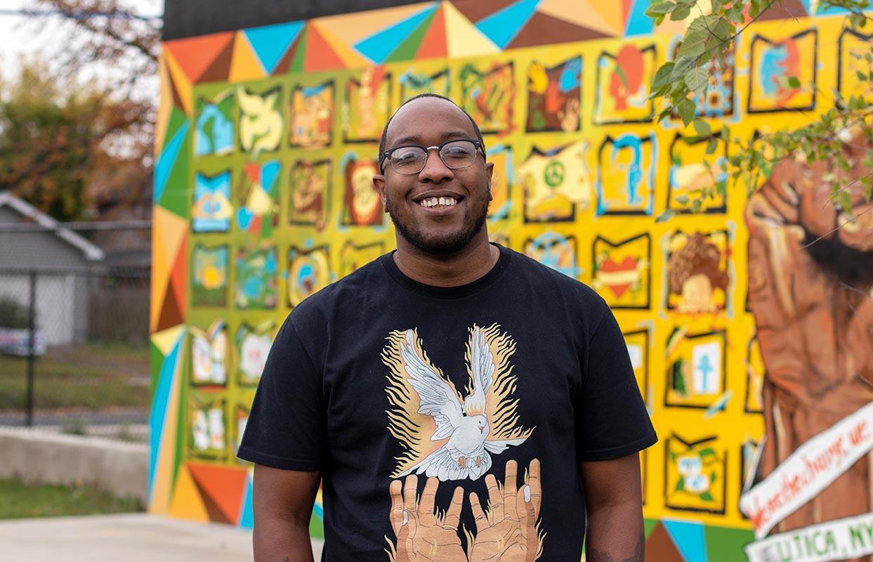 MV Equity Pledge Artist Spotlight: Dave Mentus