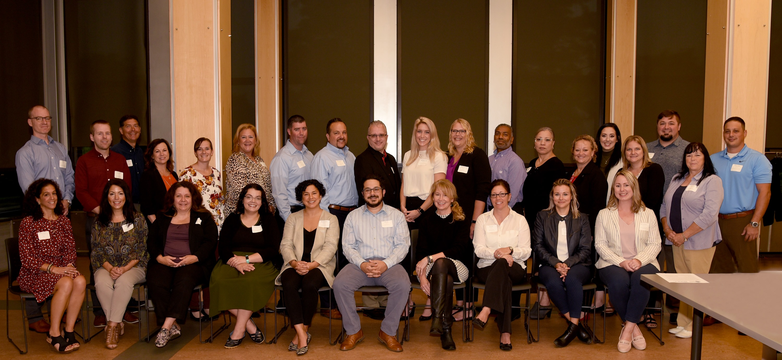 The Center for Leadership Excellence: Developing Strong Leaders