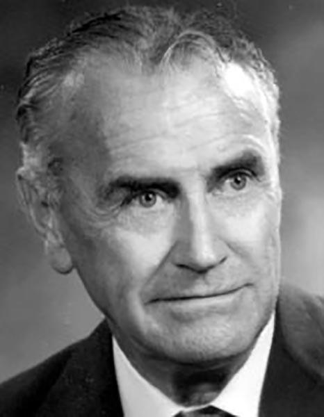A Legacy Remembered: Senator James H. Donovan