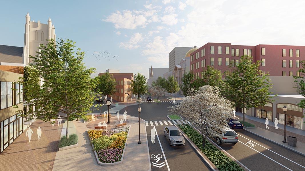 Downtown Vision Plan 1