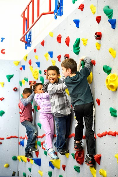 Helping Students Climb Ahead