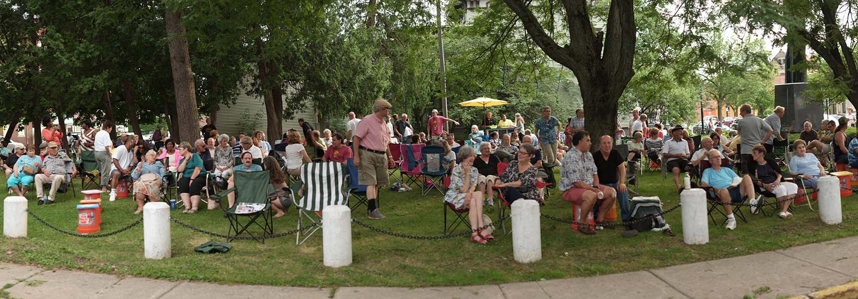 AMPing Up for Another Summer of Concerts in The Park