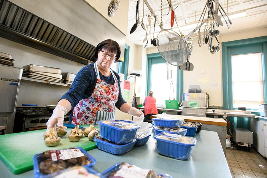 Serving Up Kindness: Mother Marianne's West Side Kitchen