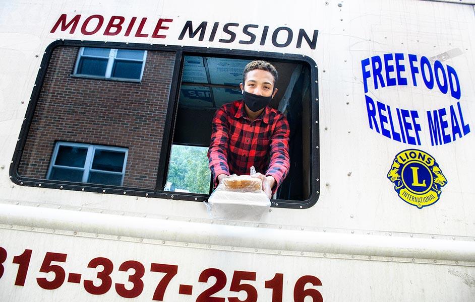 Organization Feature: Rome Rescue Mission