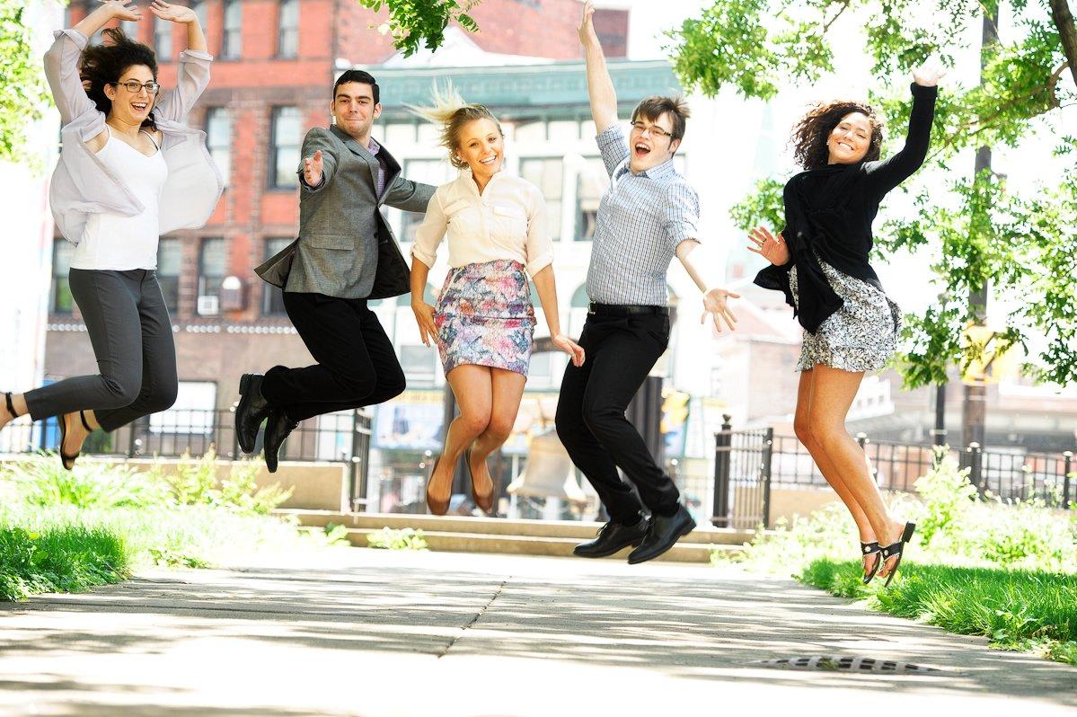 Follow The Foundation's marketing interns through their summer internship in Utica, NY