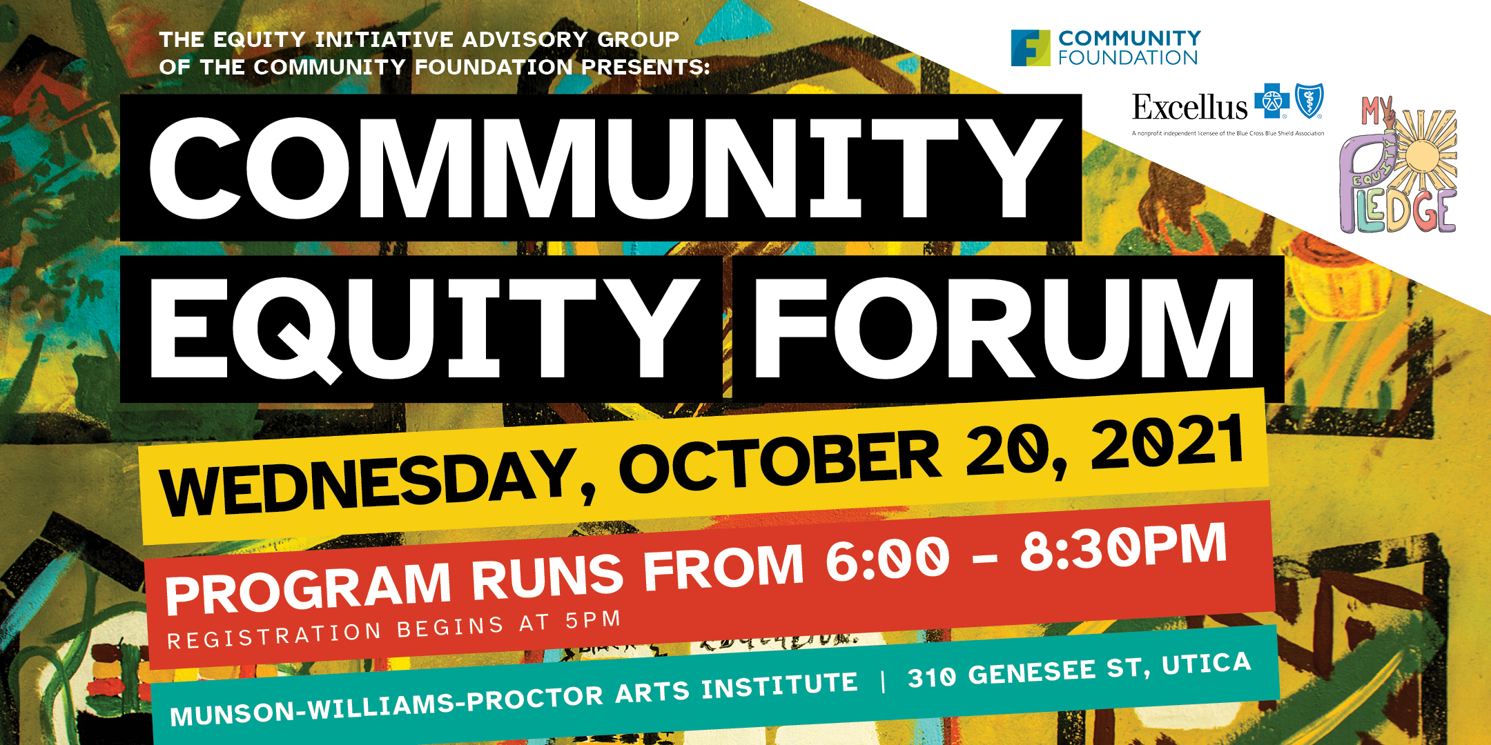 Equity Advisory Group to Hold Community Forum