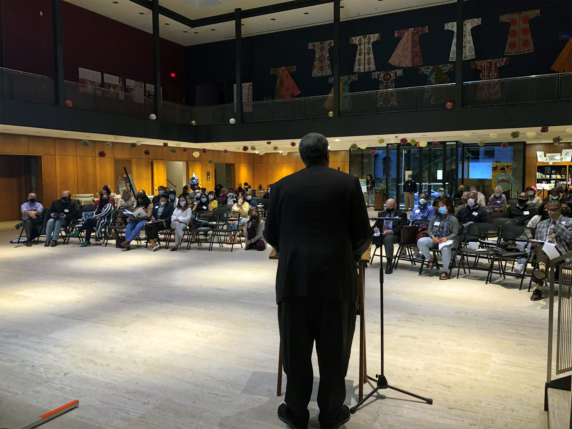 Community Foundation Advances Equity Initiative at Town Hall Forum