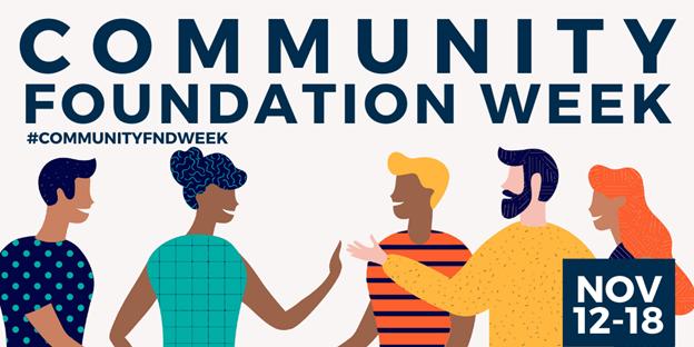 Community Foundation Marks National Week
