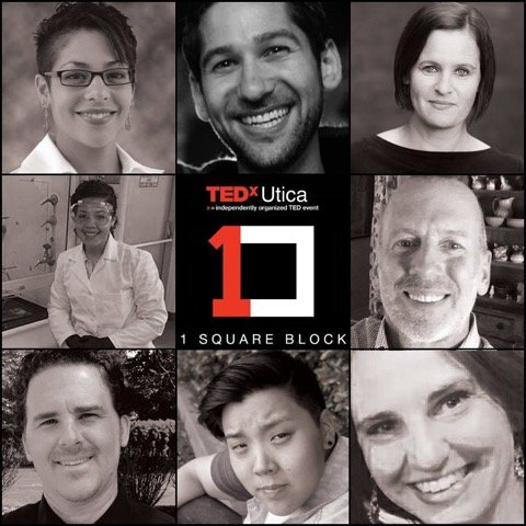 Proud to Sponsor TEDxUtica for Third Year