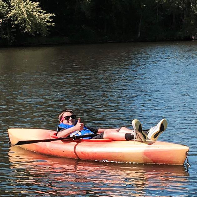 Kayaking our way to a healthier community in Rome, NY